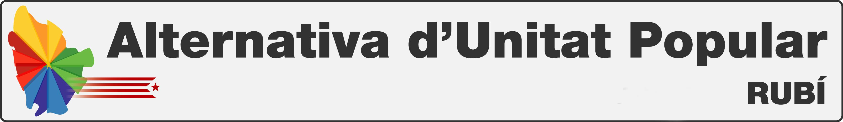 AUP – Rubí