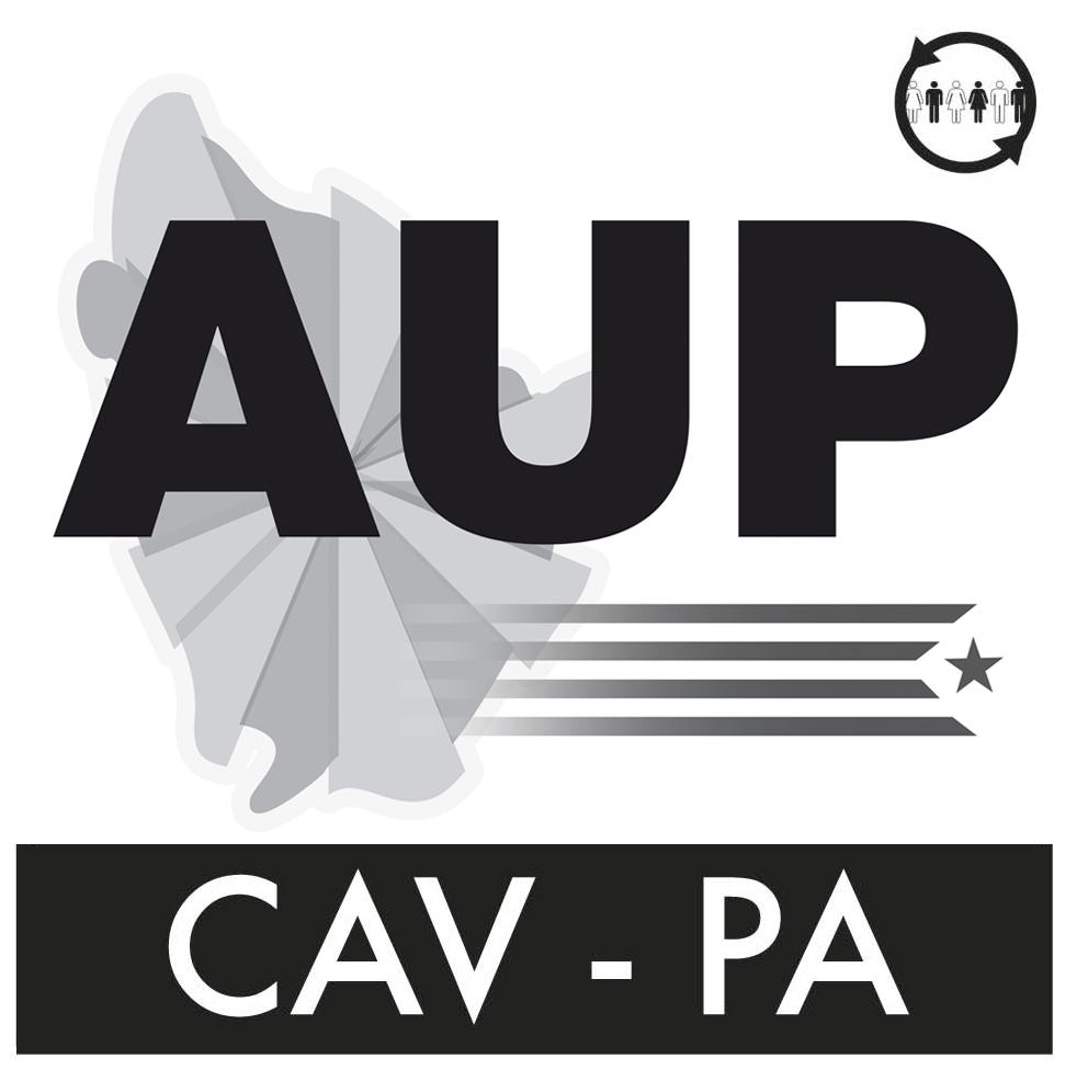Logo AUP RubÃ- papereta