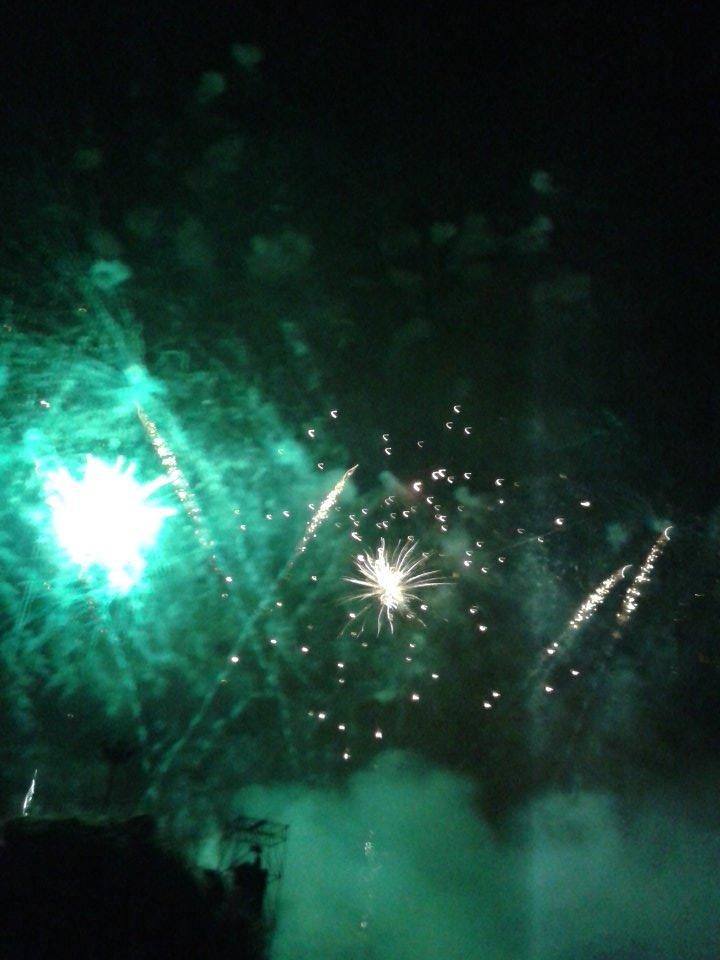 Focs artificials - Festa Major
