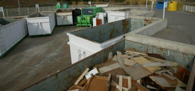 L'AUP demana a l'equip de govern que aprofiti l'ajut de l'Agència de Residus de Catalunya per millorar el servei de deixalleria a Rubí