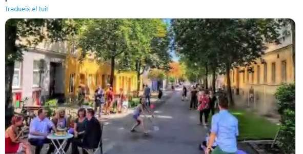Repensem la ciutat: propostes per a un nou ús de l'espai públic i la mobilitat